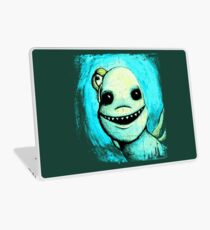 Meeting New People for Nessie and Mermaid (Color Version)  Laptop Skin