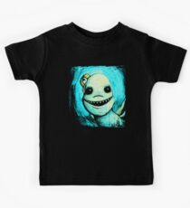 Meeting New People for Nessie and Mermaid (Color Version)  Kids Tee