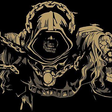 Undead Priest by gainzgear