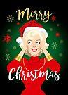 Blonde Christmas by Alejandro Mogollo Díez