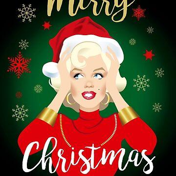 Blonde Christmas by AleMogolloArt