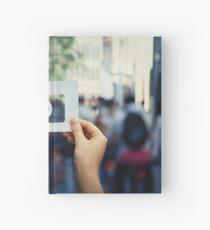 photographer Hardcover Journal