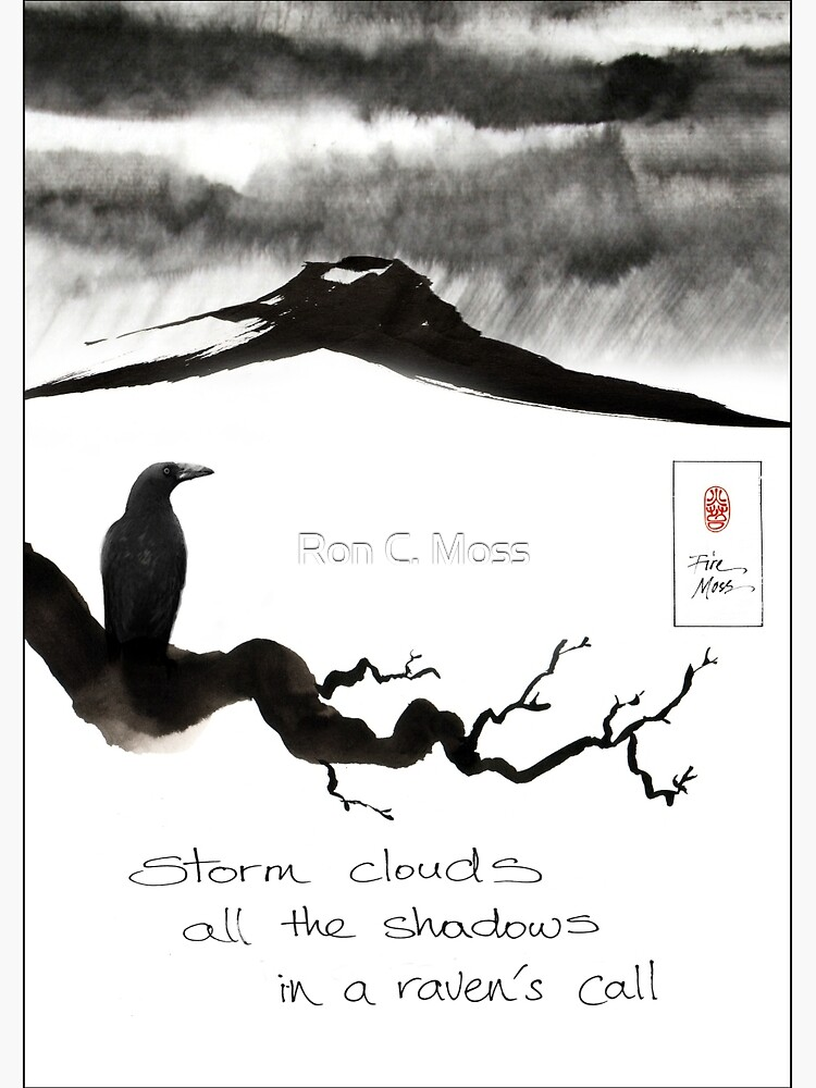 Storm Clouds by ronmoss