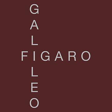 galileo figaro by mildstorm