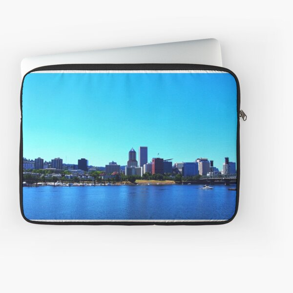 Downtown Portland Oregon Laptop Sleeve