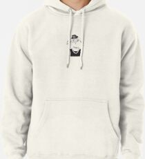 Hipster Hase Hoodie