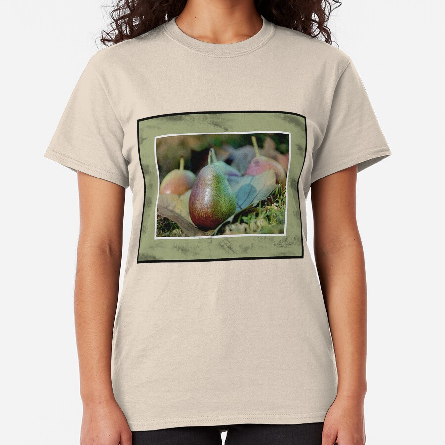 Pears and Autumn - A Perfect Pairing Classic T-Shirt
