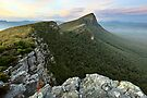 Sentinel Peak guards the Twilight, Grampians, Australia by Michael Boniwell