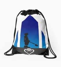Kingdom Hearts  Drawstring Bag