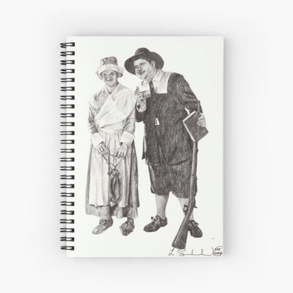 Thanksgiving Spiral Notebook