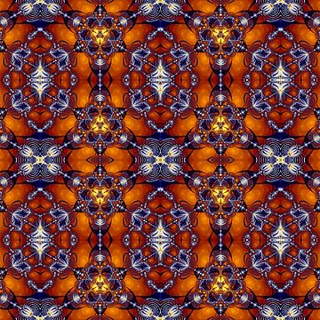 Fractal Art - caleidoscope I by Desmo