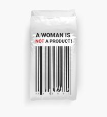 Funda nórdica Woman is not a product