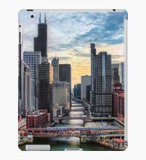 Chicago River iPad Case/Skin