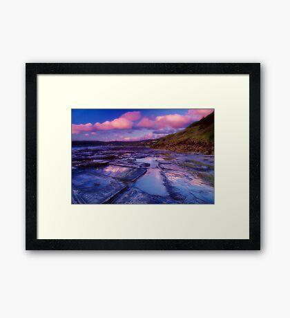 """Morningtide Mirrored"" Framed Print"