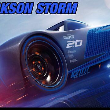 Jackson Storm by Waygood83