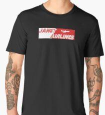 Janet AirLines , Area 51 transport Men's Premium T-Shirt