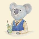 Koala_light by hahaha-creative