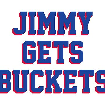 Jimmy Gets Buckets 1 by SaturdayAC