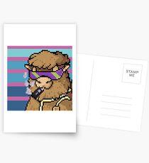 HACKERMAN Postcards