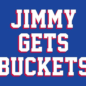 Jimmy Gets Buckets 2 by SaturdayAC