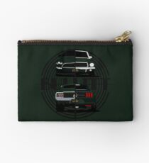 Bullitt Generations Zipper Pouch