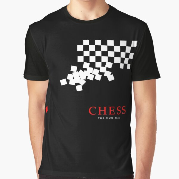 Chess The Musical Graphic T-Shirt
