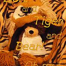 Lions and Tigers and Bears! by Dean Harkness