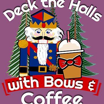 Coffee Christmas Holiday, Nutcracker Gift Coffee by LouisianaLady