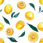 Lemons by Ginte