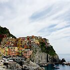 Vernazza by Harry Oldmeadow