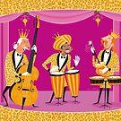 «Los tres Reyes Mambos» de Retrocrix