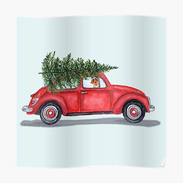 GRIFFMAS TREE Poster