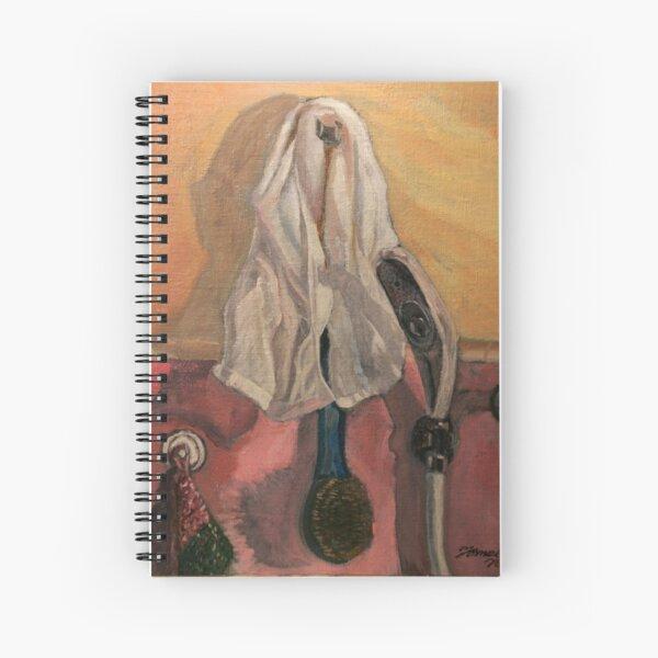Shower Spiral Notebook