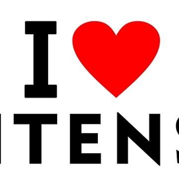 I love Liechtenstein by tony4urban