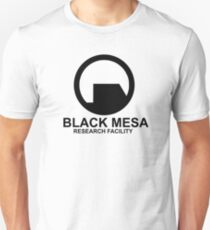 Black Mesa Research Facility  Unisex T-Shirt