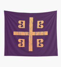 Byzantium Flag Wall Tapestry