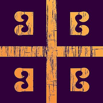 Byzantium Flag by quark