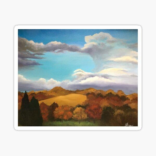 Autumn Home Sticker