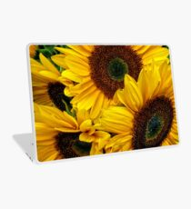 Sunflower Bouquet Laptop Skin