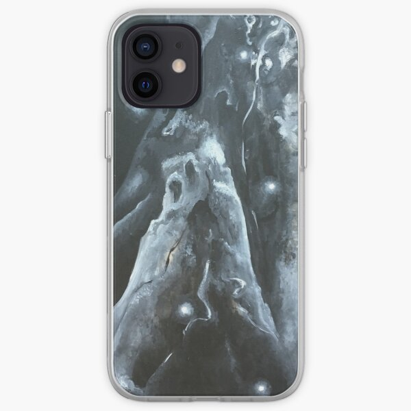 Night Forest iPhone Soft Case