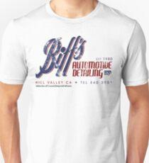 Biffs Autodetaillierung Unisex T-Shirt