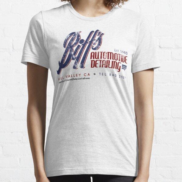 Biff's Auto Detailing Camiseta esencial
