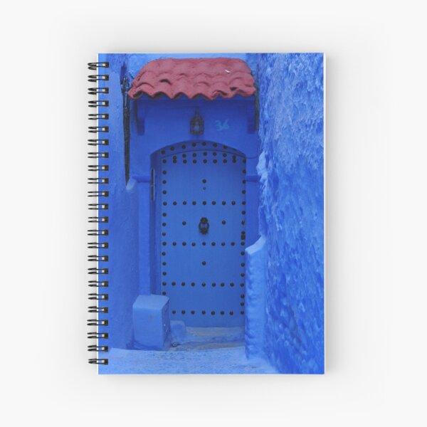 Number 34 Spiral Notebook