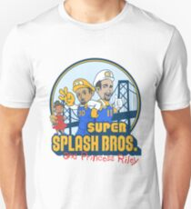 Princess Riley & The Splash Bros Slim Fit T-Shirt