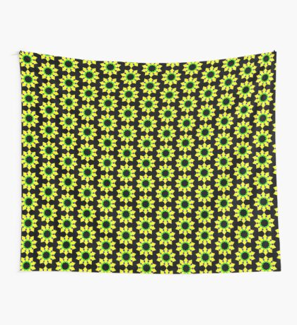 Ten Pointed Kite Star Wall Tapestry