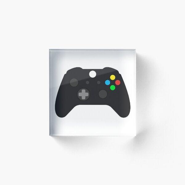 Manette Xbox Acrylic Block
