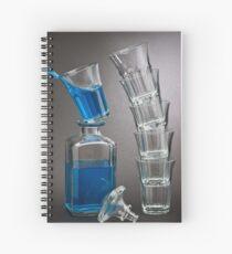 Power Spiral Notebook