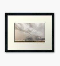 Colorado Stormin Framed Print