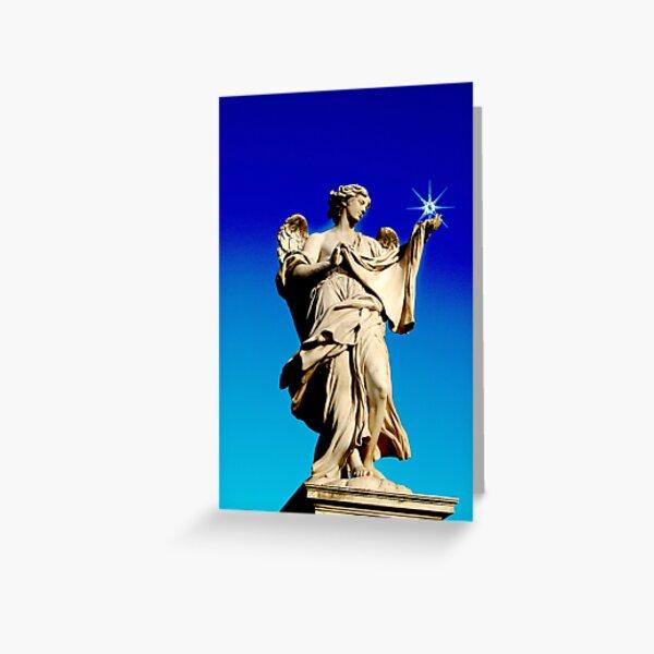Roman Angel #1 Greeting Card