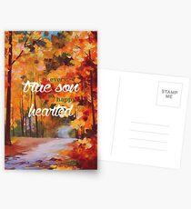 Mizzou Football - Fight Song - True Son Postcards